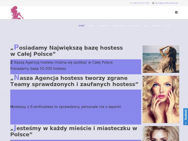 Hostessy - HostessyEvent Gdańsk